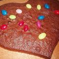 Le moelleux au chocolat sans farine