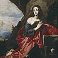 Jusepe De Ribera's masterpiece Mary Magdalene on view @ the <b>Meadows</b> <b>Museum</b>