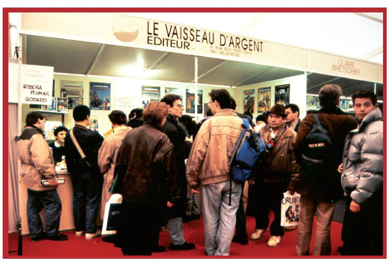 stand vaisseau angouleme