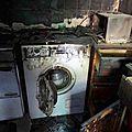 La maison brûlée