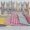 Des lapins, des lapins...
