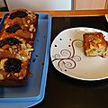 Cakes aux fruits confits