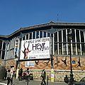 Hey ! part ii, musée d'art brut et d'art singulier (halle saint pierre, paris)