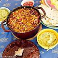 Chili con carne - cuisson en cocotte