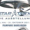 Star trek: die ausstellung a ouvert ses portes!