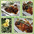 Cuisse de canard aux douces senteurs de la provence, juste un délice!