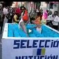 Carnaval et natation
