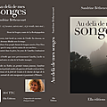 « Au-delà de mes songes », le nouveau roman de Sandrine Béthencourt