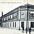 Puteaux : incendie rue <b>Ampère</b> à l'usine Charron