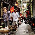 Hanoi - Ruelle