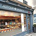 Autour du saumon restaurant et boutique (paris 4 ème)