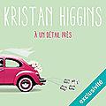 À un détail près (Blue Heron 1) de Kristan Higgins
