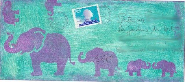 PATSY ELEPHANTS