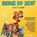 Reims bd 2017 : un festival artistique et caritatif