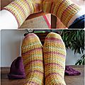 Hermione's Everyday Socks de Erica Lueder