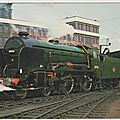 British steam locomotives.