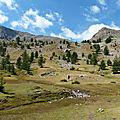 Randonnée au col de la Braïssa (06)