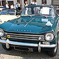Triumph Herald 13/60 cabriolet (1967-1971)