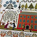 Red House <b>Sampler</b> (9).....