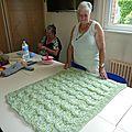 Yvette de liessies (59) et sa nouvelle couverture