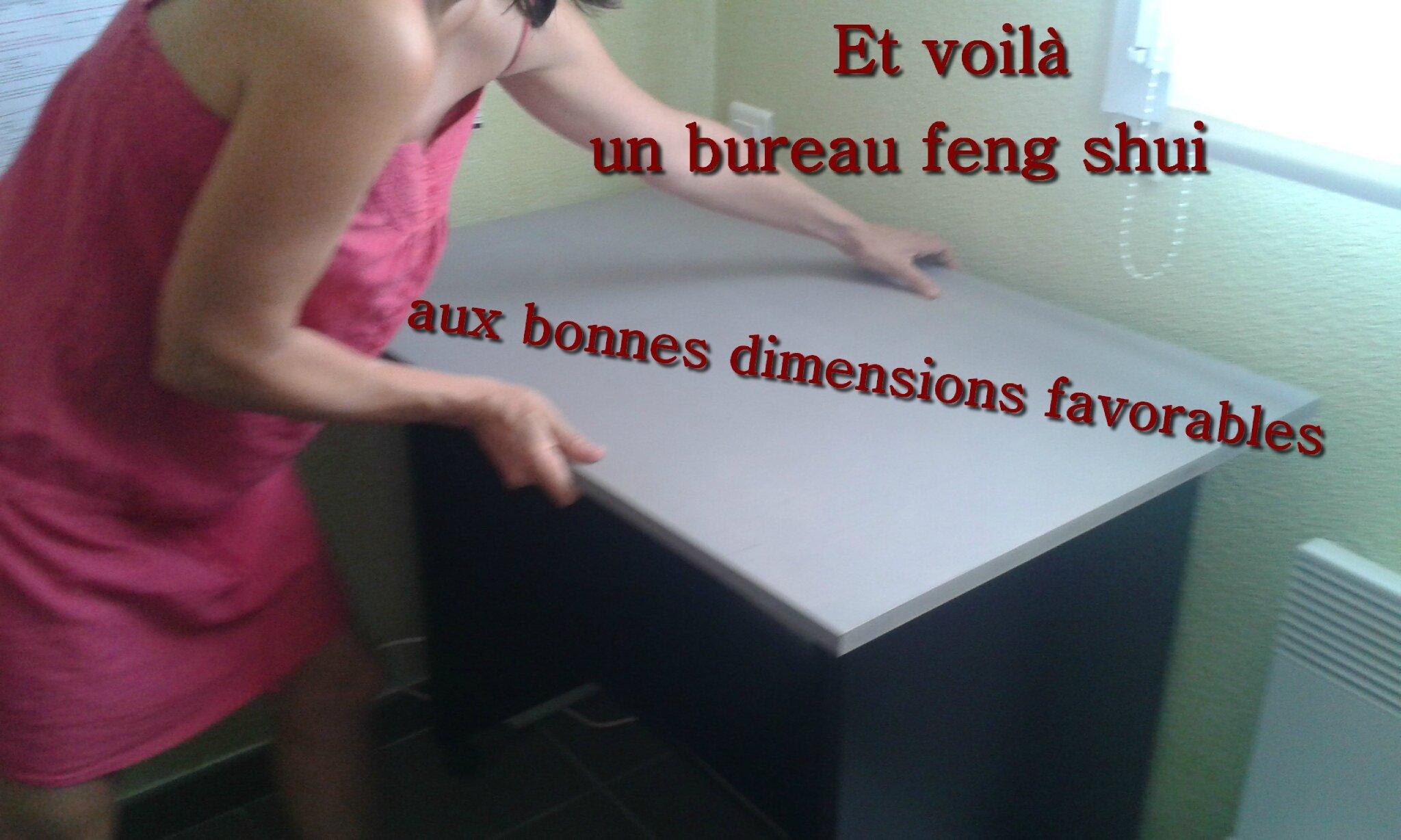 comment aménager un bureau feng shui