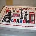 Londres en boîte