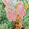 Donation d' œuvres de Georg Baselitz au Musée d