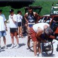 Grand Prix Triathlon , Oyonnax 1997.