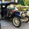 Cadillac model 30 demi-tonneau de 1917 (34ème Internationales Oldtimer meeting de Baden-Baden) 01