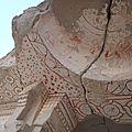 turquie cappadoce la scene s'affiche au plafond