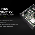 NVIDIA TegraX1 Preview and Architecture Analysis : Automotive: DRIVE <b>CX</b> and DRIVE PX