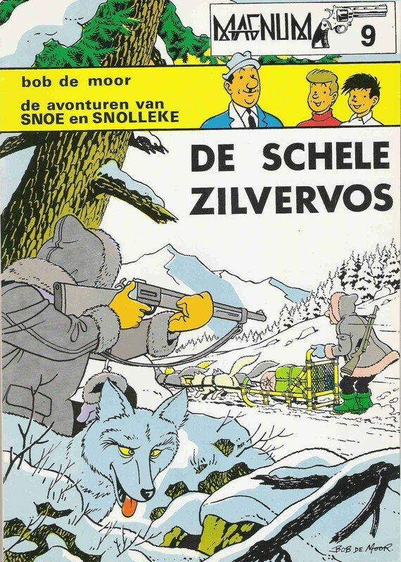 Snoe en Snolleke (Oncle Zigomar) - DE SCHELLE SILVERVOS (1979)