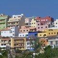 La Gomera-San Sebastian habitations