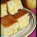 P'tit gâteau du goûter aux poires