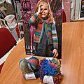 Nouveautés en tricot