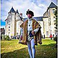 <b>Carnaval</b> <b>Re</b>-<b>Naissance</b> Chinon journée du Patrimoine 2016 au Château de Marcay