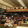 Marché de fort de france - martinique