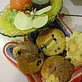 Délicieuse déclinaison de muffins !