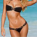 Affliction and Charming <b>Bikini</b> can bring you difference feeling