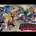 Les <b>gardiens</b> de la <b>galaxie</b>, reboot comics - le trailer
