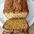 Cake moelleux aux amandes torréfiées