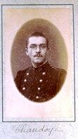 1918 06 16 Chaudoye à Polytechnique (1886)
