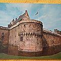 Nantes - chateau des Ducs de Bretagne