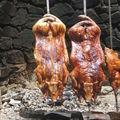 repas avec des berger Sardes