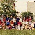1971 (maternelle, école des soeurs)