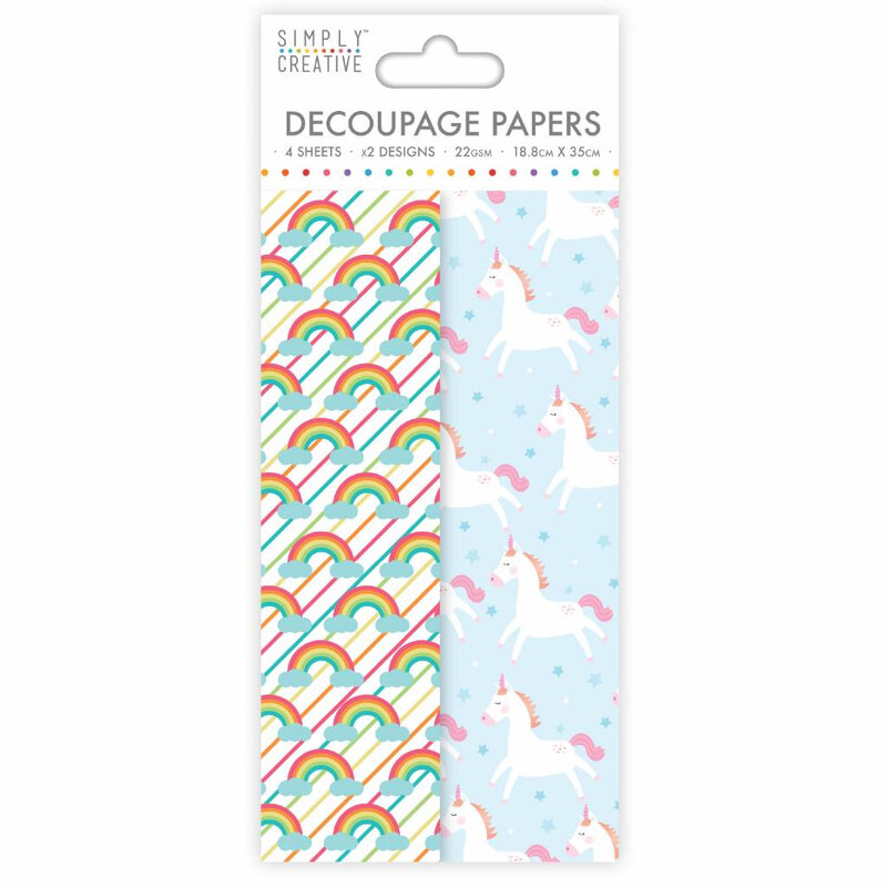simply-creative-fsc-decoupage-papers-rainbows-and