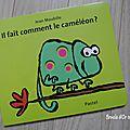 Il fait comment le caméléon [chut, les enfants lisent #38]
