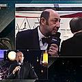 Oscars 2019 : la cérémonie animée par Kad Merad est un désastre!
