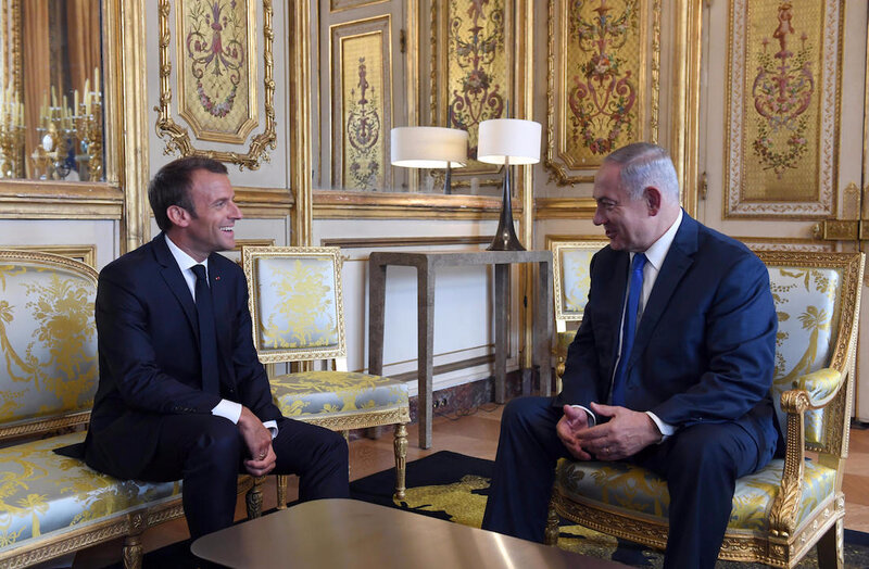 PM-Netanyahu-and-French-Pres