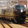 JR E655 'Nagomi' Emperor train!